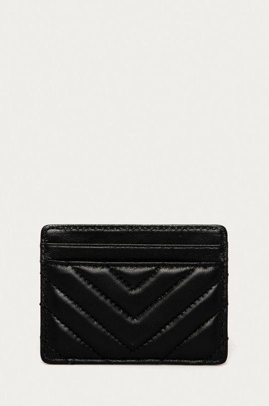 Kurt Geiger London - Kožená peněženka černá