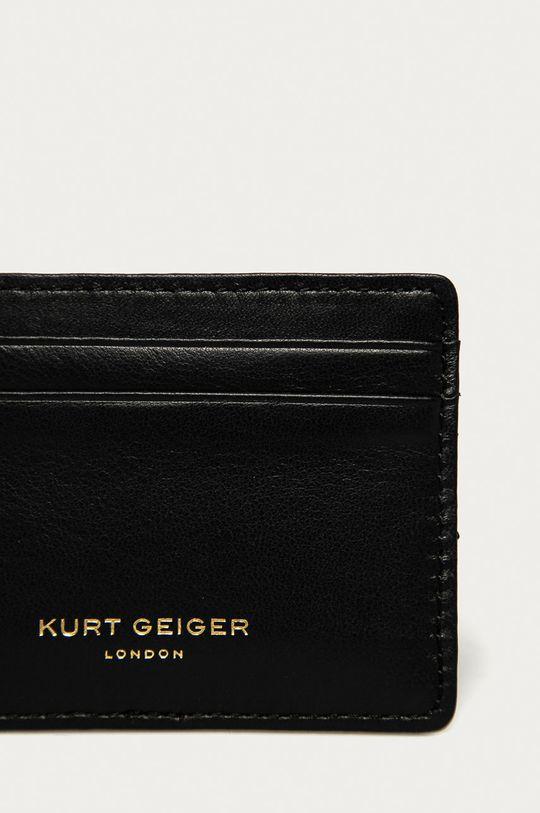 Kurt Geiger London - Kožená peněženka  100% Přírodní kůže