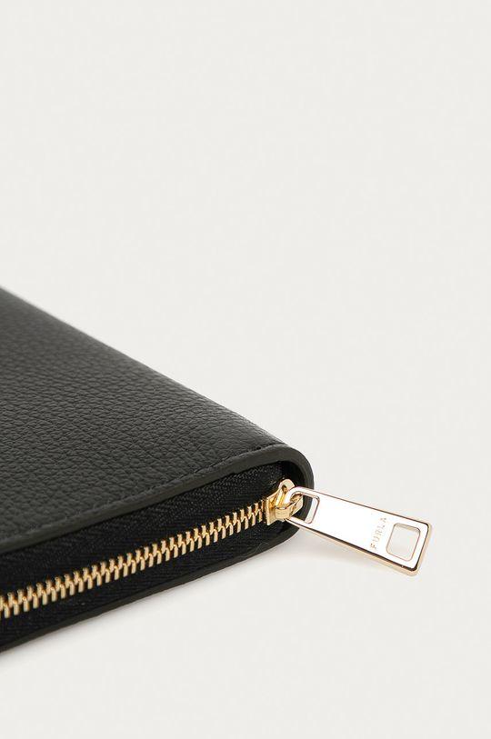 Furla - Kožená peněženka Babylon černá