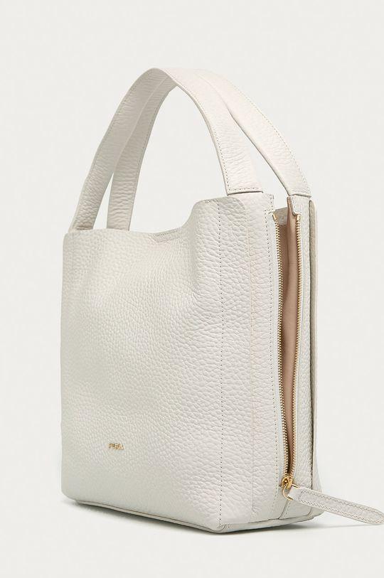 Furla - Kožená kabelka Ballerina  Hlavní materiál: 100% Přírodní kůže