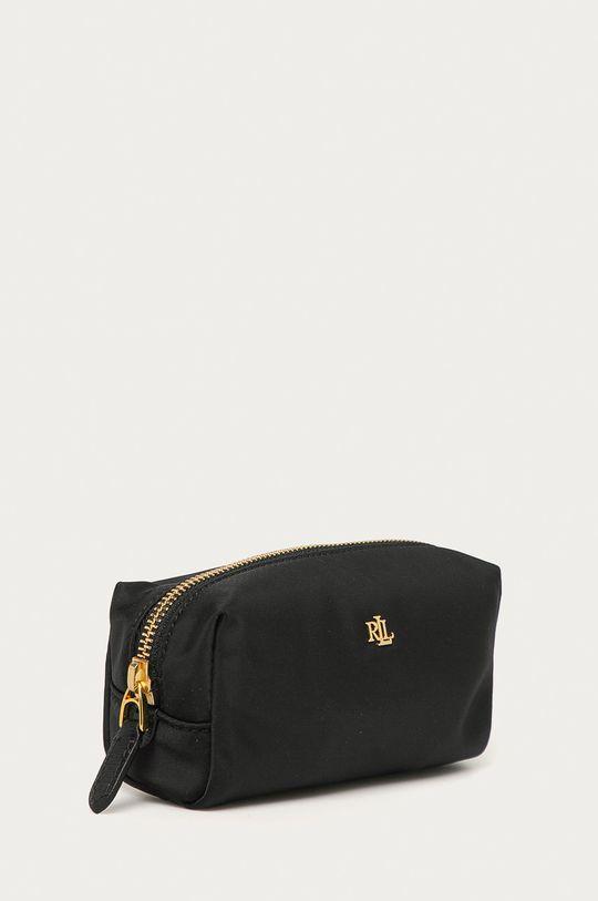 Lauren Ralph Lauren - Kosmetická taška černá