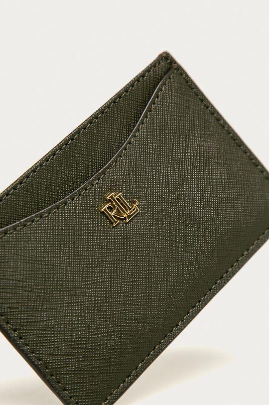 Lauren Ralph Lauren - Kožená peňaženka  Podšívka: 100% Polyester Základná látka: 100% Prírodná koža