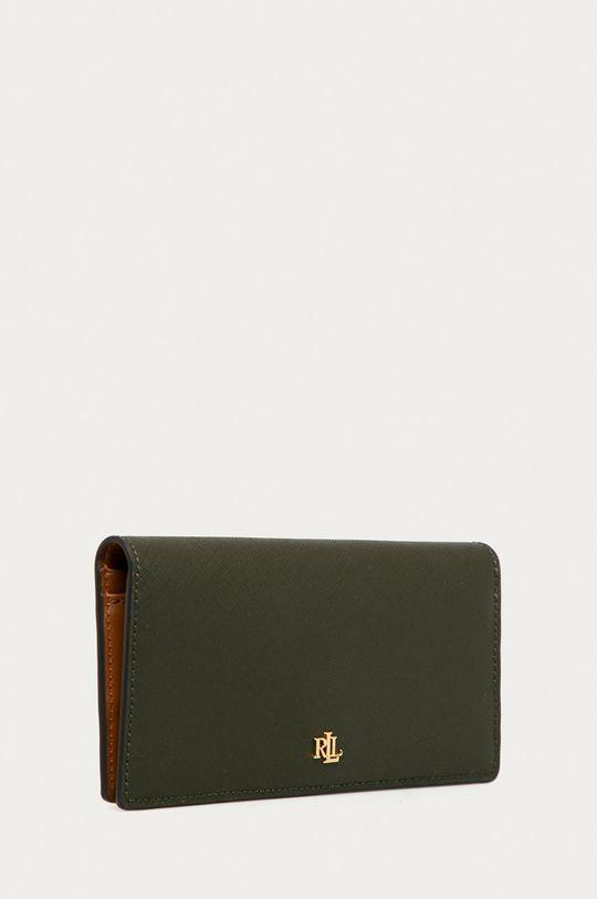 Lauren Ralph Lauren - Peňaženka olivová
