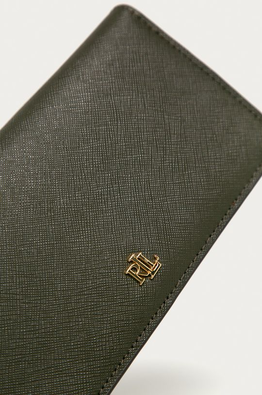 Lauren Ralph Lauren - Peňaženka  Podšívka: 100% Polyester Základná látka: 100% Polyuretán