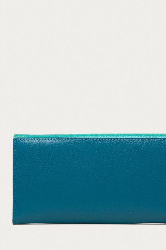 albastru Nobo - Portofel de piele