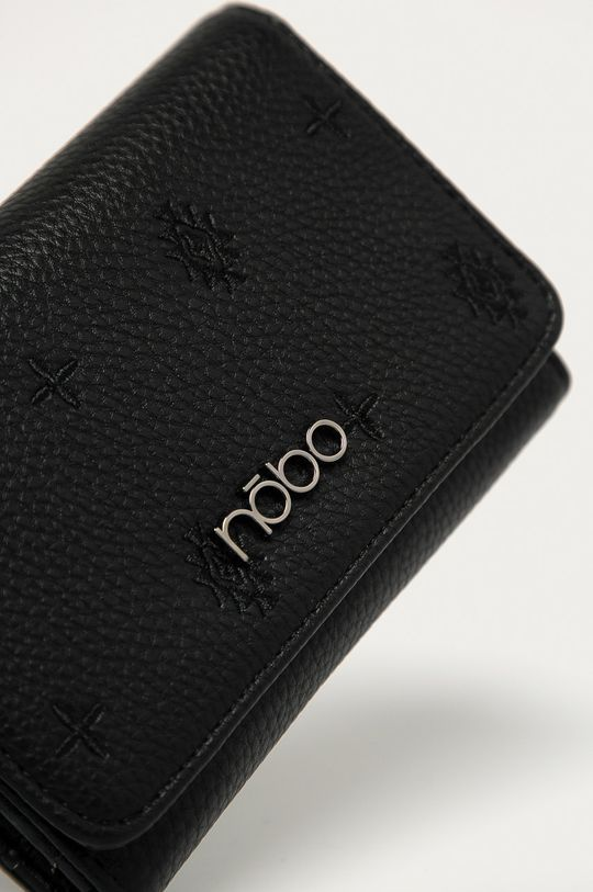 Nobo - Portofel  Captuseala: 100% Poliester  Materialul de baza: 100% PU