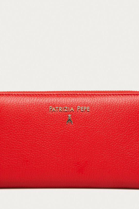 Patrizia Pepe - Kožená peňaženka červená