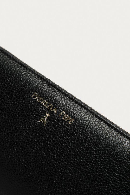 Patrizia Pepe - Portofel de piele negru