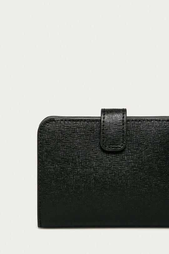 černá Furla - Kožená peněženka