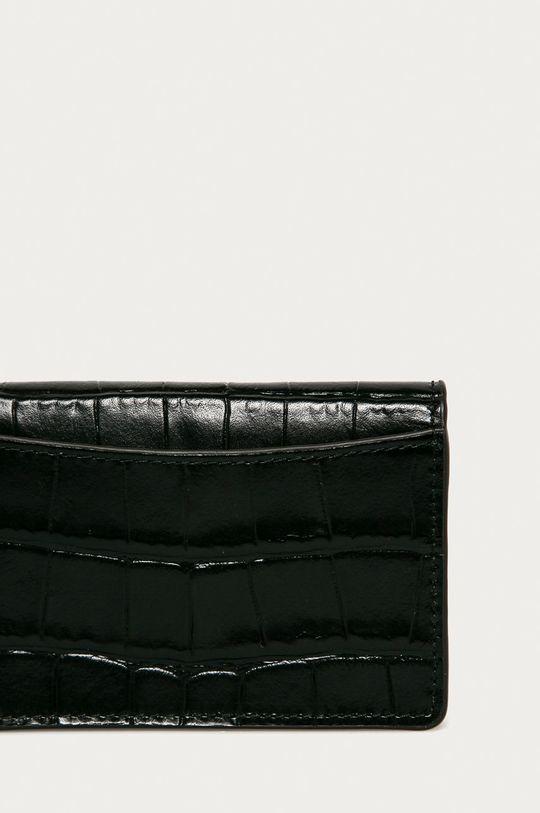 černá Furla - Kožená peněženka Babylon