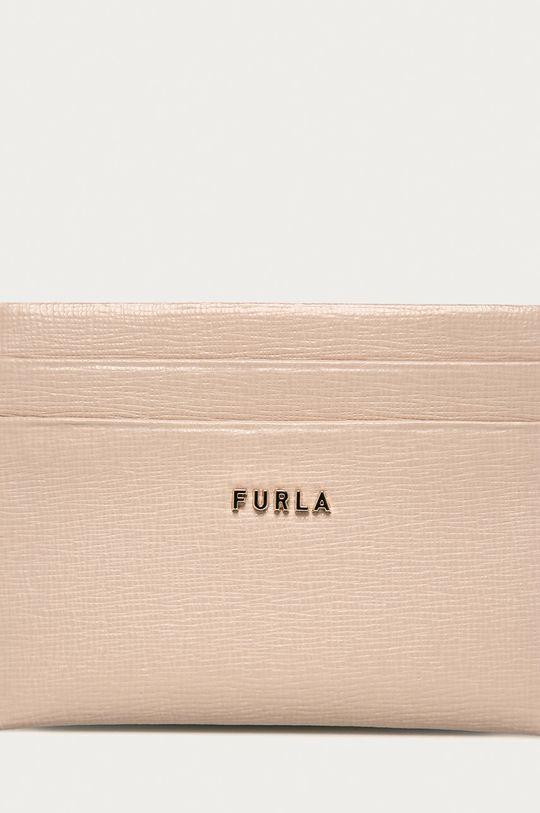 Furla - Kožená peněženka Babylon  Vnitřek: 100% Viskóza Hlavní materiál: 100% Přírodní kůže