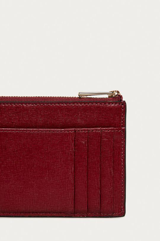 kaštanová Furla - Kožená peněženka Babylon