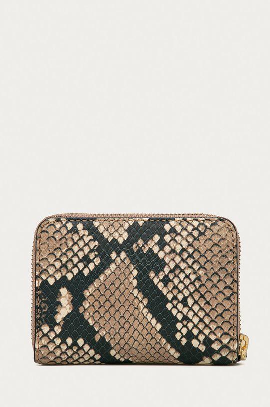 Lauren Ralph Lauren - Kožená peňaženka  Syntetická látka, Prírodná koža