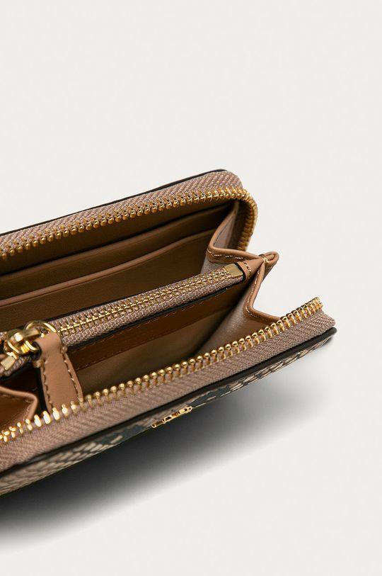 telová Lauren Ralph Lauren - Kožená peňaženka