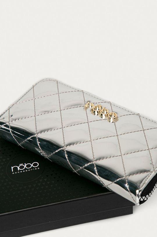 stříbrná Nobo - Peněženka