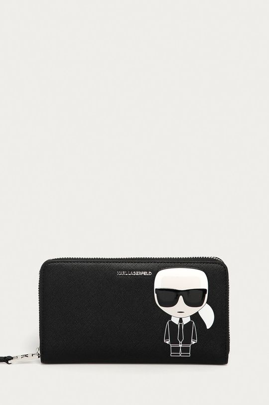 černá Karl Lagerfeld - Peněženka Dámský