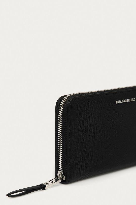 Karl Lagerfeld - Peněženka černá