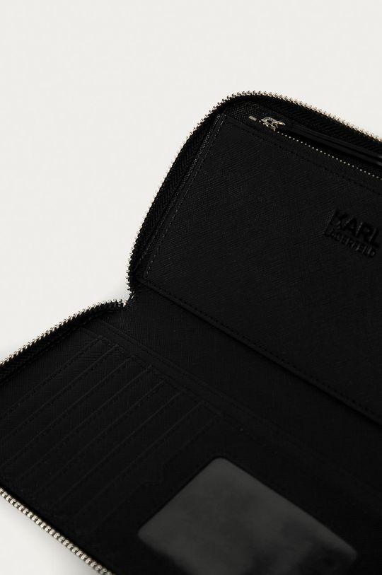 černá Karl Lagerfeld - Peněženka