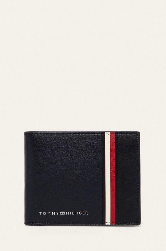 námořnická modř Tommy Hilfiger - Kožená peněženka Pánský