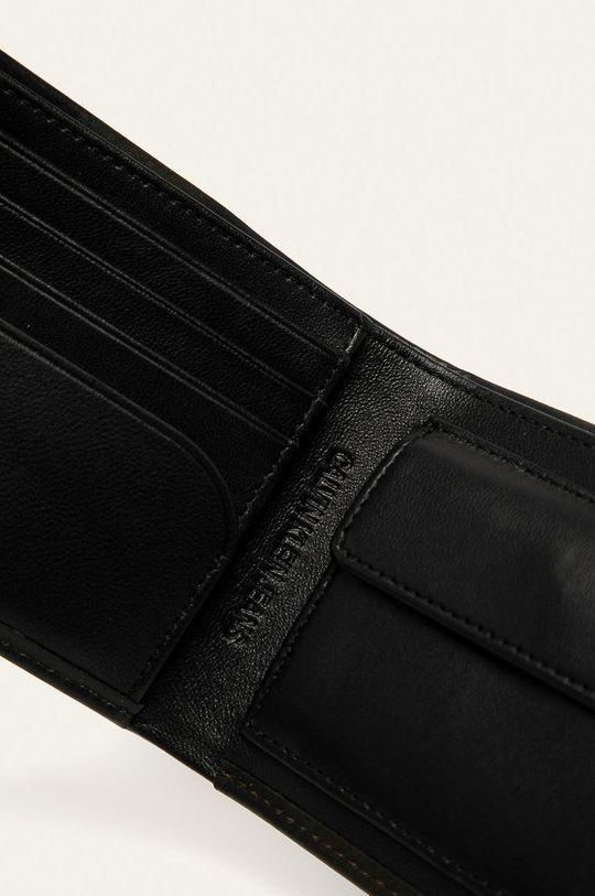 Calvin Klein Jeans - Kožená peněženka  100% Přírodní kůže