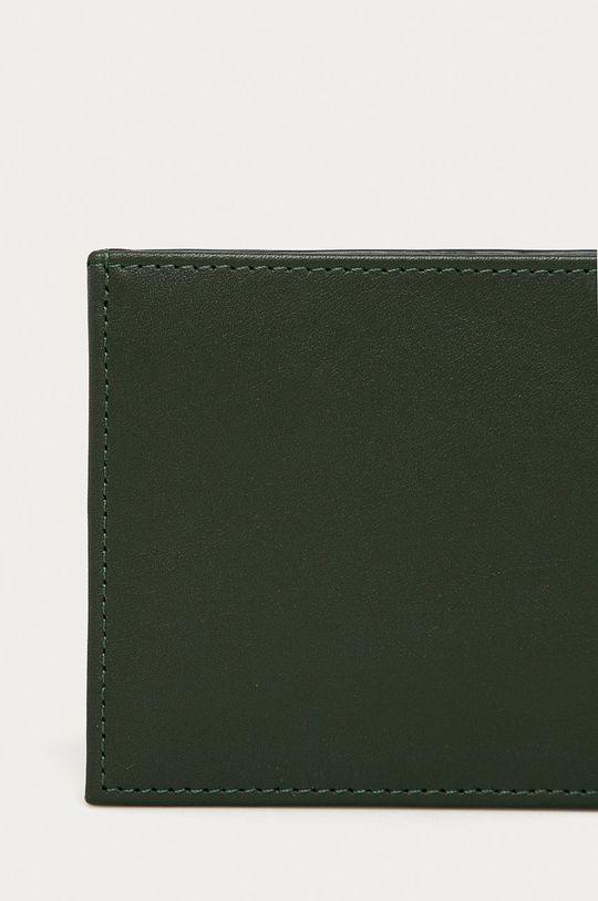 olivová Calvin Klein - Kožená peňaženka