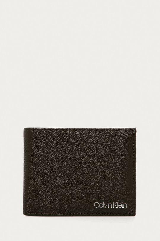 maro Calvin Klein - Portofel de piele De bărbați