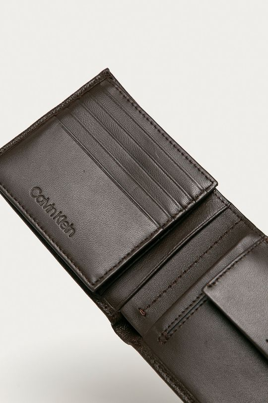 Calvin Klein - Portofel de piele  Materialul de baza: 100% Piele naturala