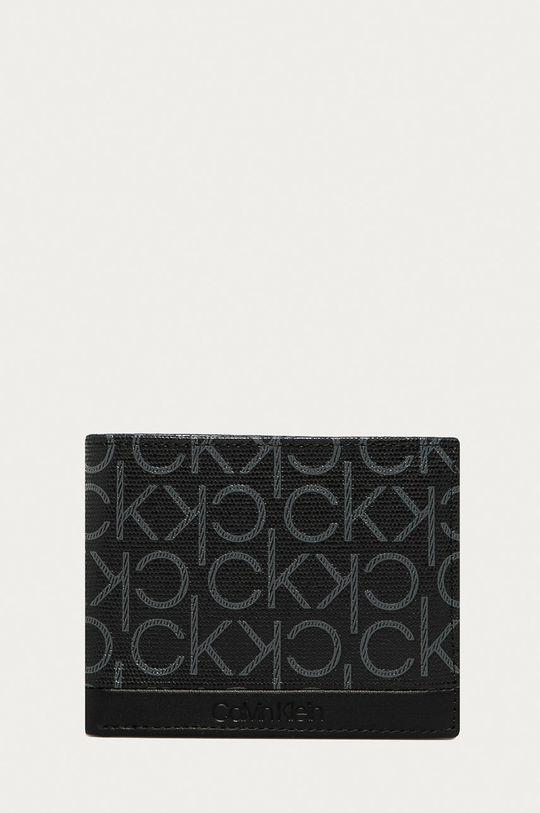 negru Calvin Klein - Portofel De bărbați