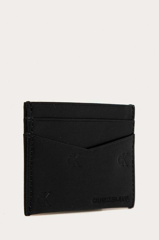 Calvin Klein Jeans - Kožená peňaženka  Základná látka: 100% Prírodná koža
