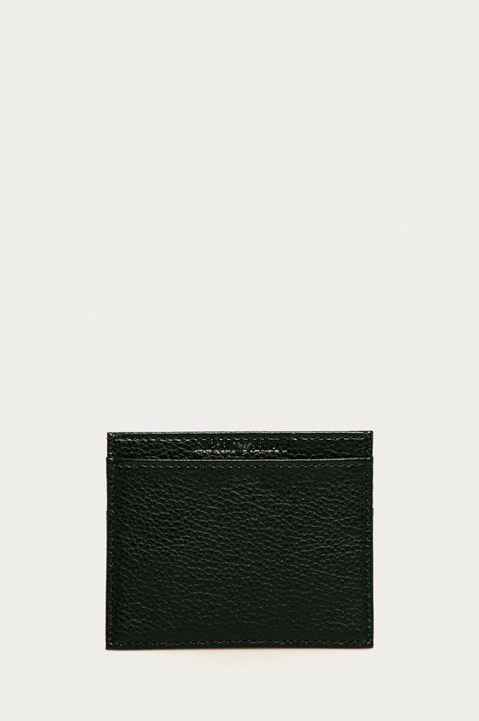 čierna Emporio Armani - Peňaženka + kľúčenka