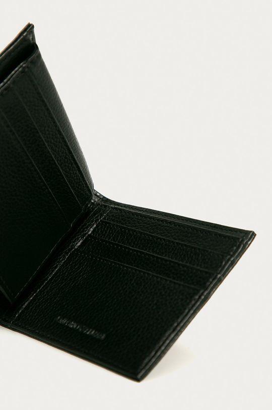 Emporio Armani - Kožená peňaženka  Podšívka: 100% Polyester Základná látka: 100% Prírodná koža Iné látky: 100% Polyuretán