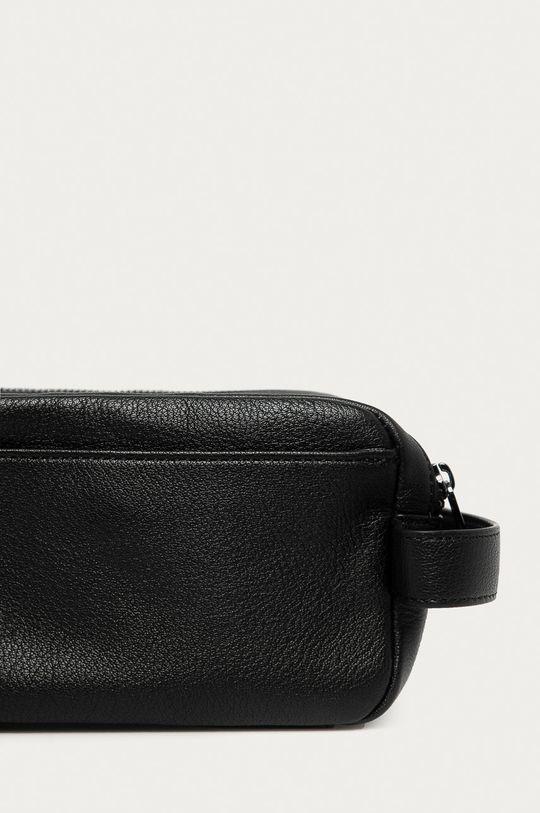 Diesel - Kožená kosmetická taška  100% Přírodní kůže