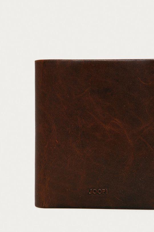 Joop! - Bőr pénztárca sötét barna