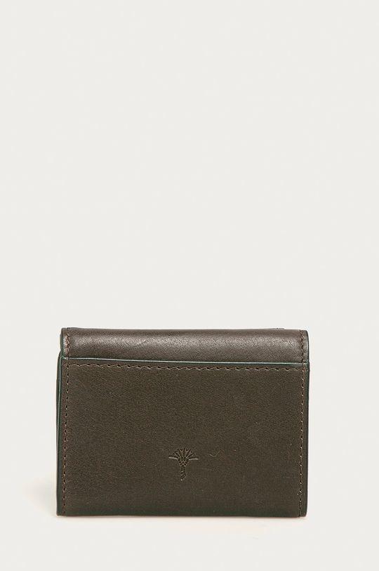 sötét barna Joop! - Bőr pénztárca