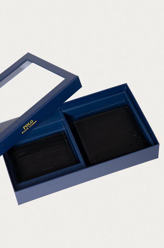 Polo Ralph Lauren - Kožená peněženka