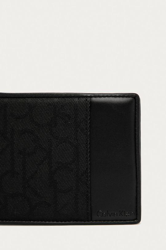 Calvin Klein - Portofel  Material sintetic, Material textil