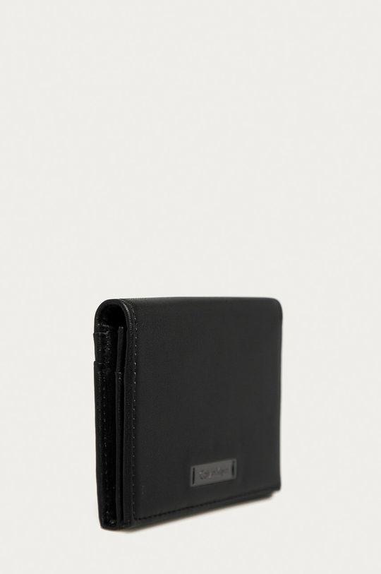 Calvin Klein - Portofel de piele  100% Piele naturala