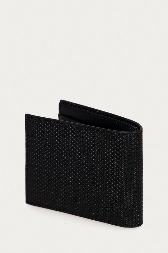 Lacoste - Kožená peněženka  100% Přírodní kůže