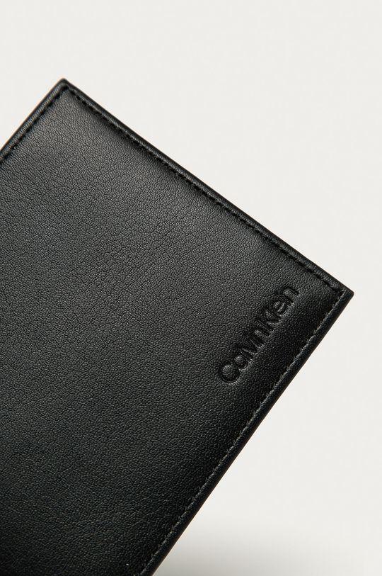 Calvin Klein - Portofel de piele  100% Piele de oaie