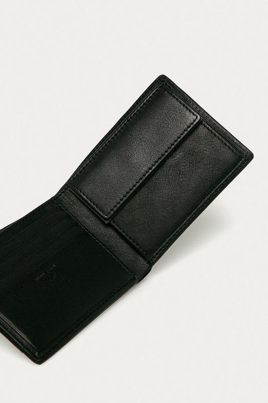 fekete Strellson - Bőr pénztárca
