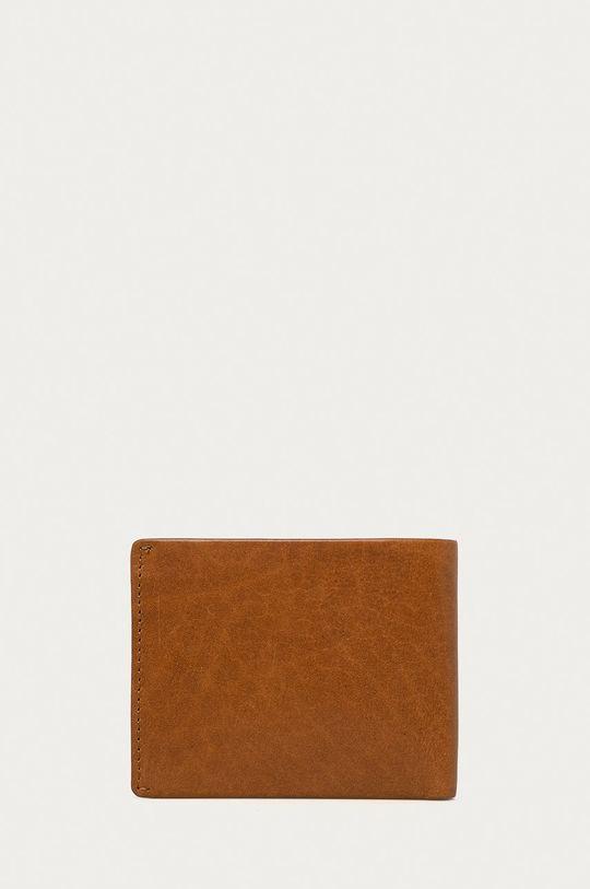 Strellson - Bőr pénztárca  Bélés: 100% pamut Jelentős anyag: 100% természetes bőr