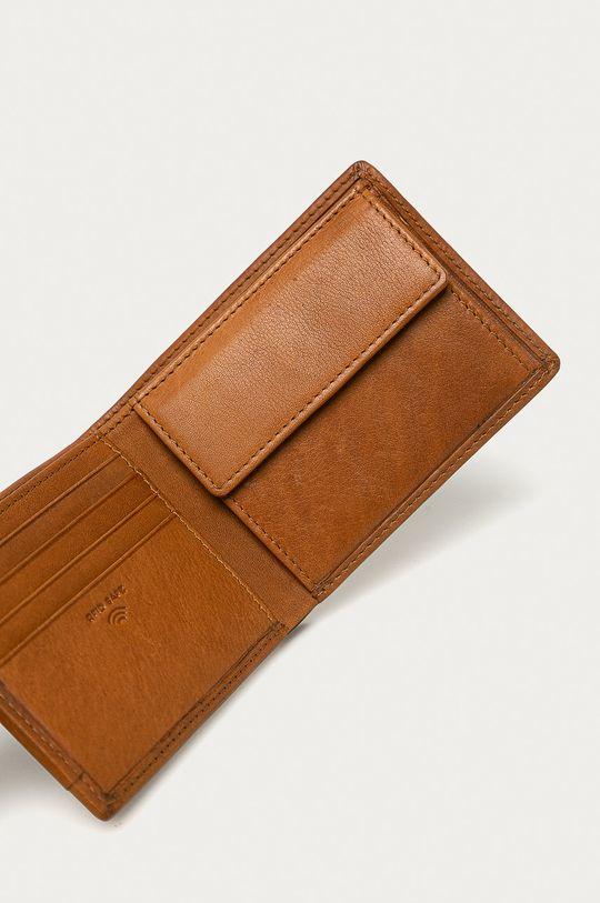 aranybarna Strellson - Bőr pénztárca