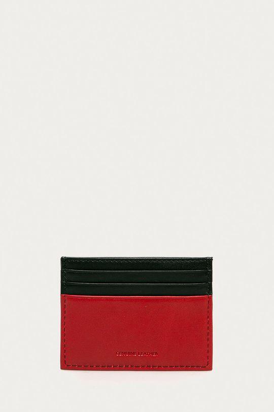 Guess Jeans - Kožená peněženka  Přírodní kůže