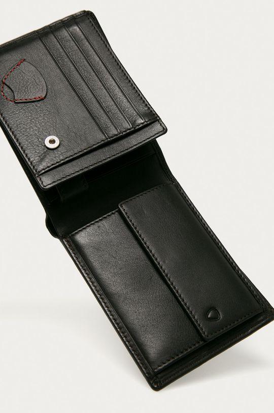 ciemny brązowy Strellson - Portfel skórzany