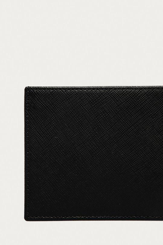 černá Karl Lagerfeld - Kožená peněženka