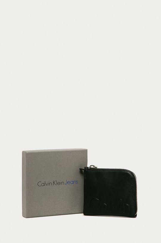 Calvin Klein Jeans - Kožená peňaženka Unisex