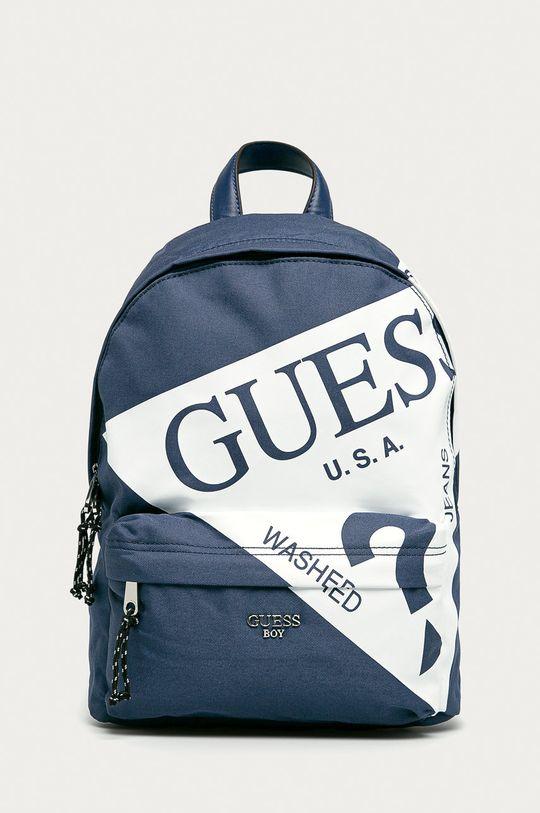 modrá Guess Jeans - Dětský batoh Chlapecký