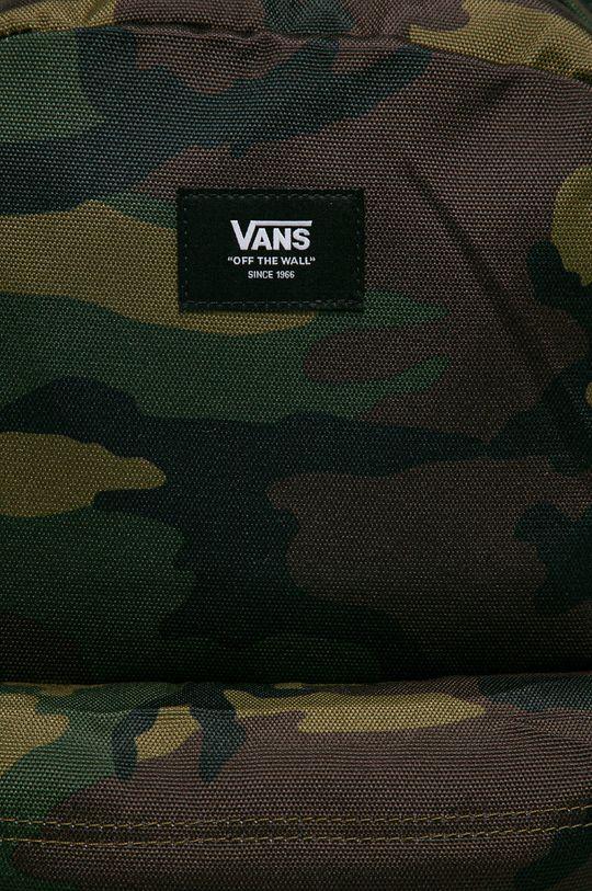 Vans - Detský ruksak vojenská zelená