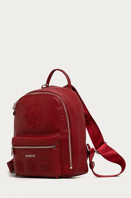 Desigual - Plecak czerwony
