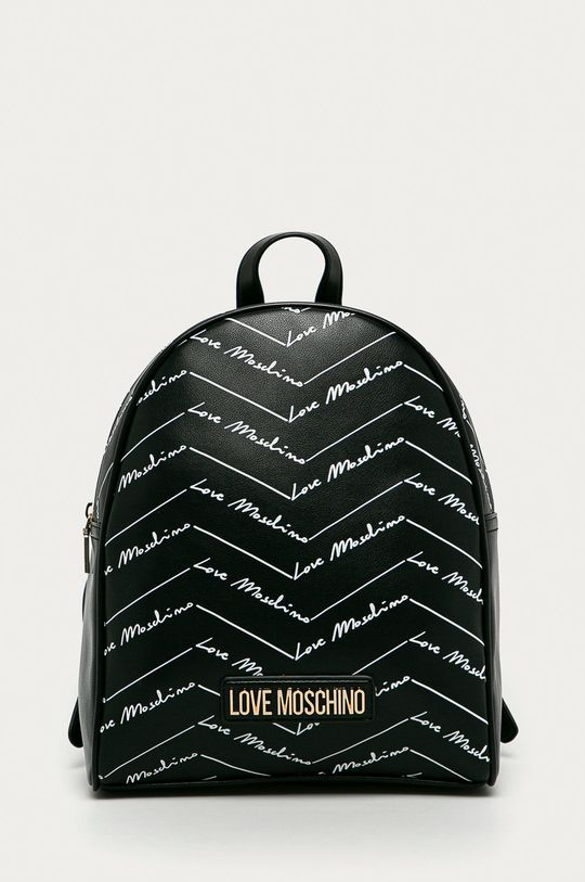 čierna Love Moschino - Ruksak Dámsky